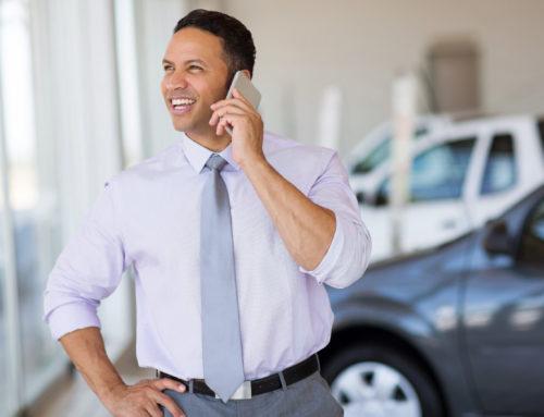 New 2020 Statistics Reveal Phone Handling Impacts Car Sales Success